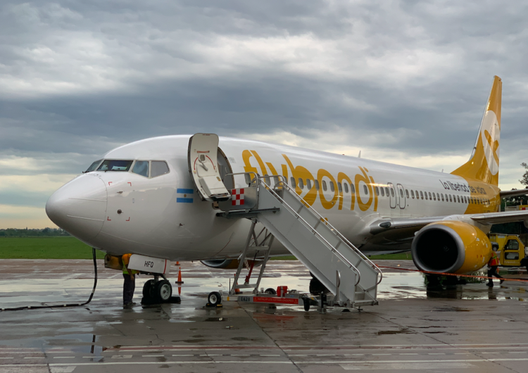 Flybondi estrenó la ruta Buenos Aires-Río de Janeiro