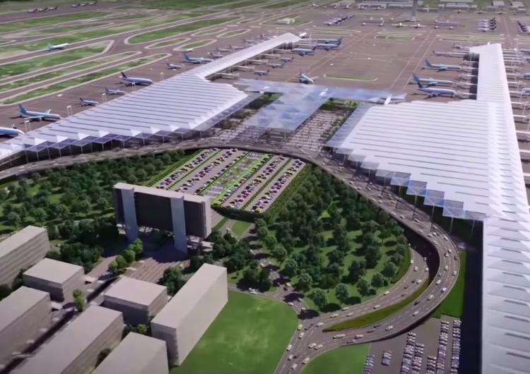 Así será el Aeropuerto de Santa Lucía que AMLO prometió tener listo en 2022