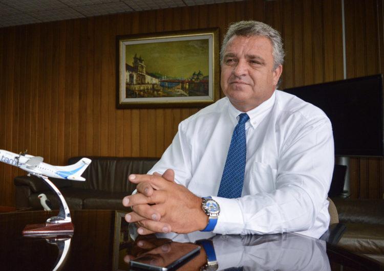 Luis Miguel Reyes nuevo Gerente General de TAME EP