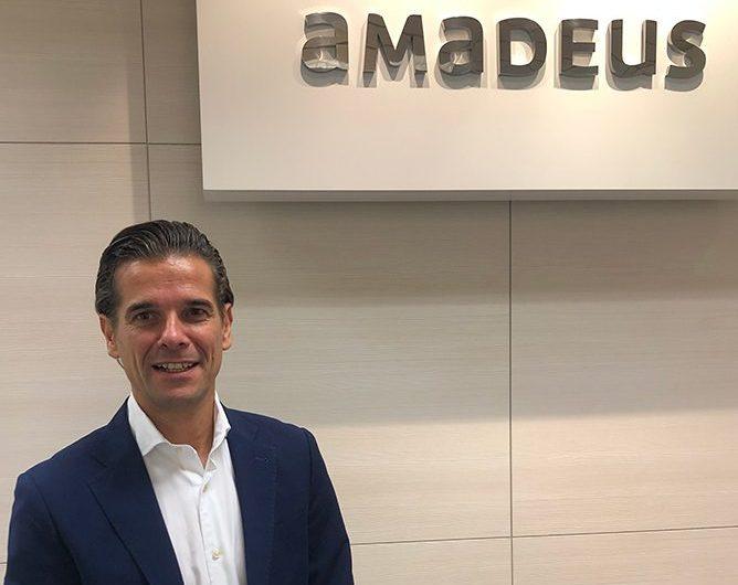 Nuevo director general de Amadeus España