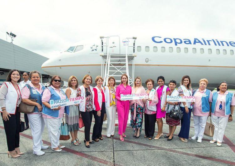 Copa Airlines lanza campaña «¡Hazlo a Tiempo!» para la detección temprana del cáncer