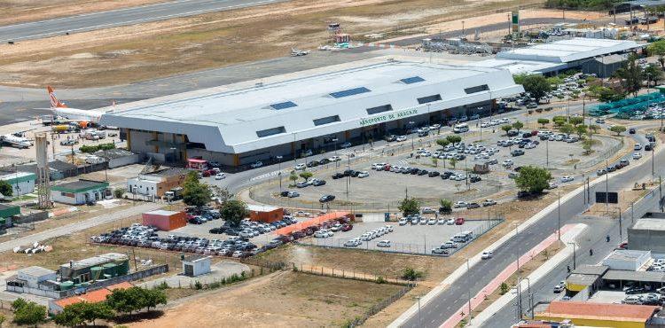 Aeroporto de Aracaju deixará de ser administrado pela Infraero a partir desta quinta-feira