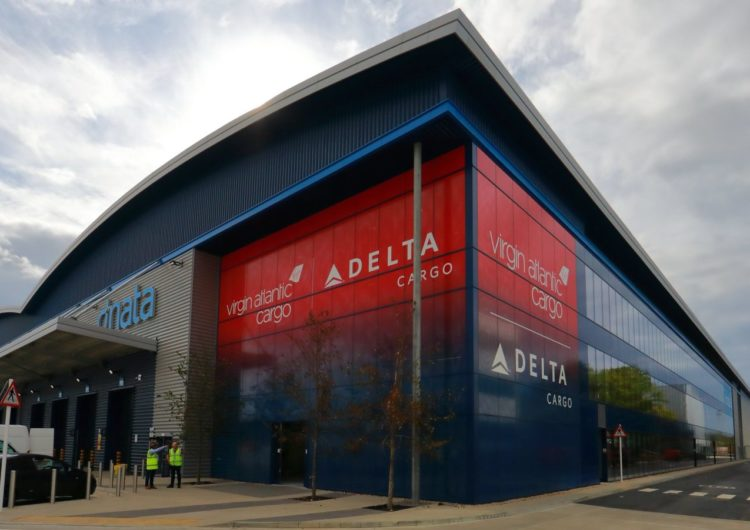 Virgin Atlantic and Delta Cargo open 'technology-inspired' export facility at Heathrow