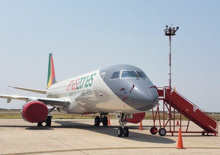 Amaszonas, nuevo operador de Embraer E-Jet