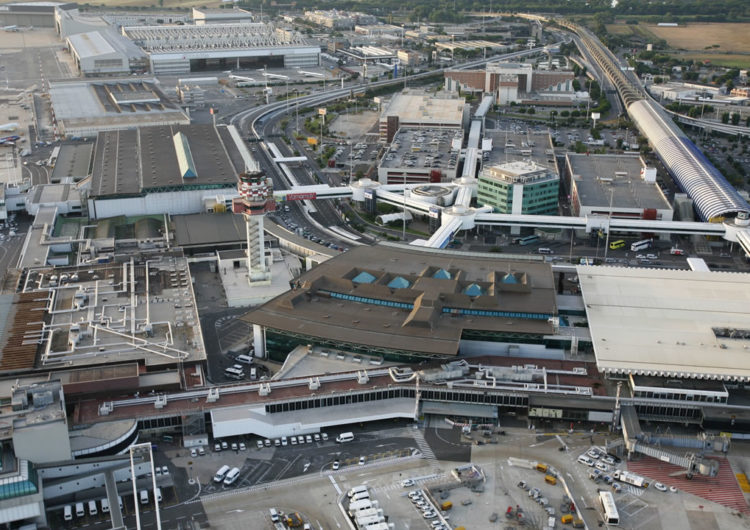 Two Rome airports are first in the world to receive Biosafety Trust certification