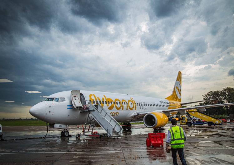 Flybondi presentó su oferta para el 2020
