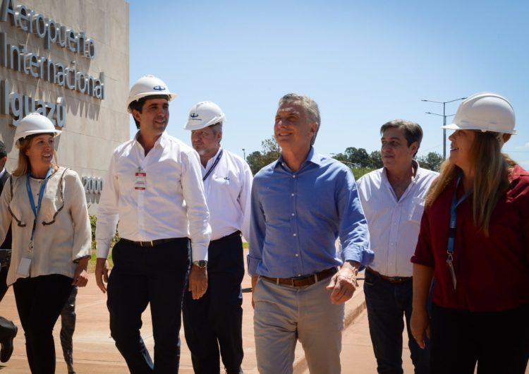 Argentina: Pronto a finalizar obras en aeropuerto de Iguazú