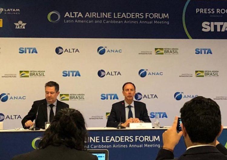 IATA hace una actualización sobre la aviación en América Latina