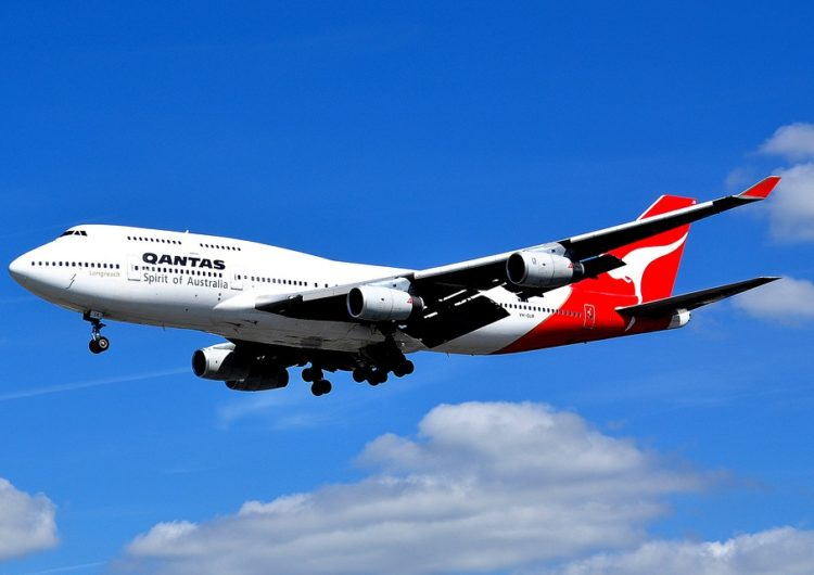 Qantas aligns with Asia growth