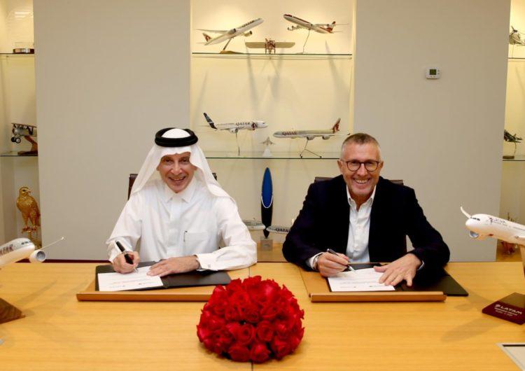 Qatar Airways y LATAM amplían su Código Compartido