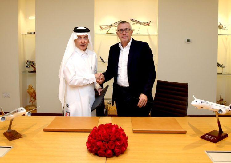 Qatar Airways e Latam ampliam acordo para compartilhamento de voos