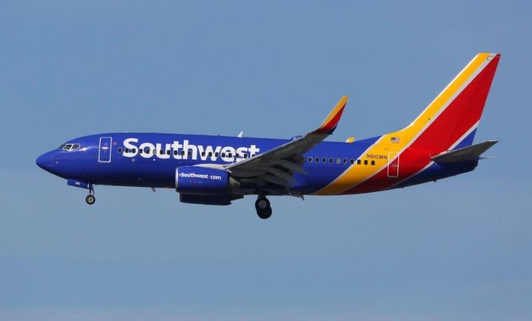 Southwest y la aerolínea brasileña GOL dejan en tierra 13 Boeing 737 NG