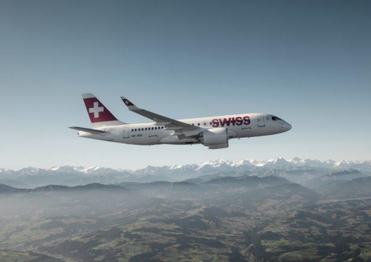 Swiss reanuda el servicio de 20 de sus Airbus A220 tras revisión de motores