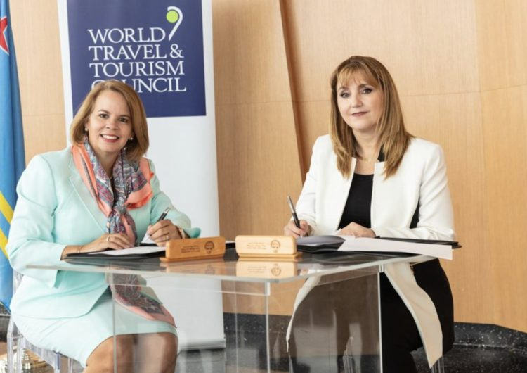 Aruba quiere ser un destino biométrico