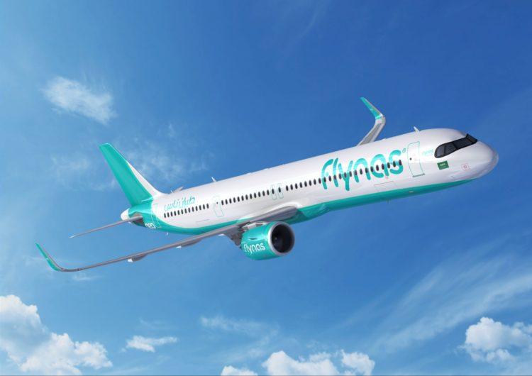 Flynas encarga a Airbus 10 aviones A321XLR