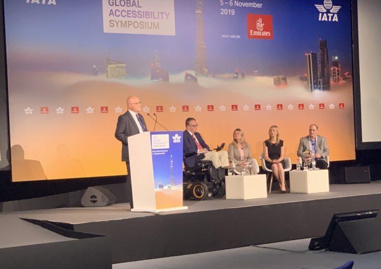 Emirates fue anfitrión del Primer Simposio Global de Accesibilidad de IATA