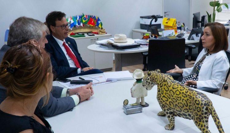 Embratur y Amazonas unen fuerzas para la promoción internacional de la región