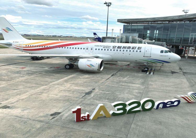 CFM firma un acuerdo de 1.000 millones de dólares con la china Colorful Guizhou para motorizar 35 A320neo