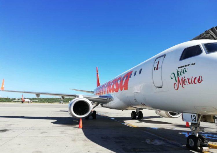 Conviasa retomará vuelos internacionales en aeropuerto de Toluca