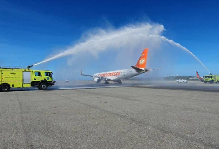 La aerolínea venezolana Conviasa volverá a volar a la Argentina