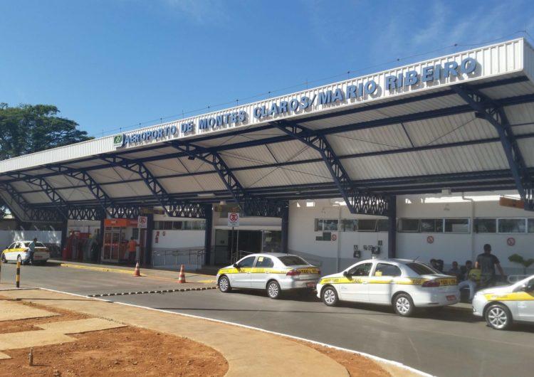 Infraero entrega nova área de check-in no Aeroporto de Montes Claros