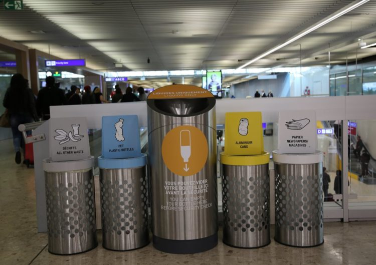 Geneva Airport releases findings from waste characterisation campaign
