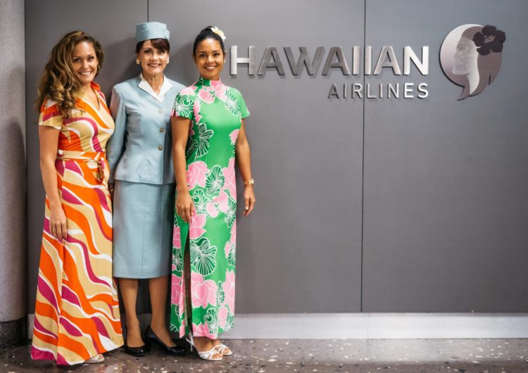 Hawaiian Airlines Celebrates 90 Years Of Connecting The Islands