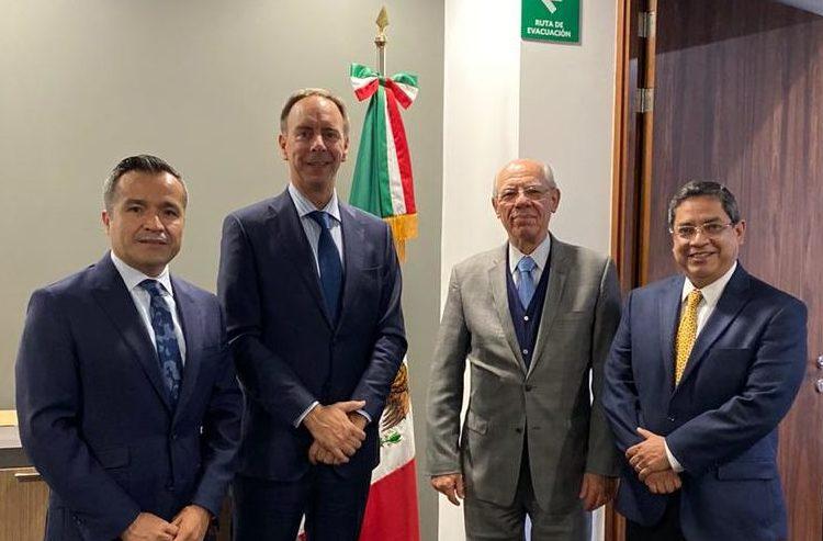 IATA se reunió con autoridades para hablar sobre el sistema aeroportuario mexicano