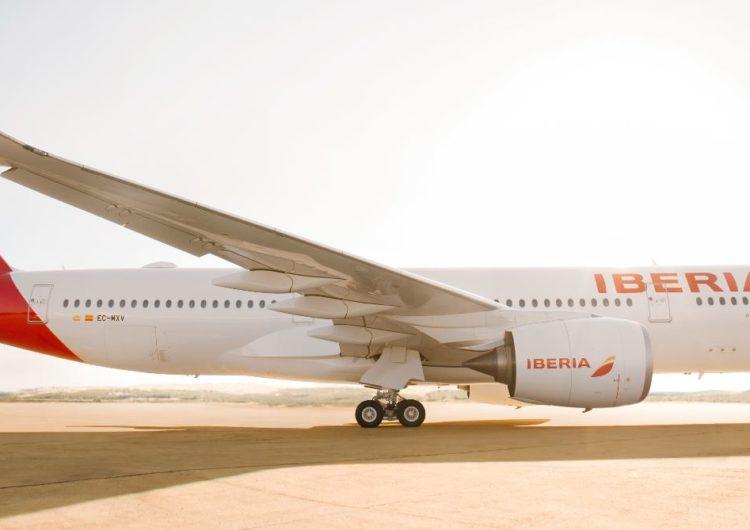 Iberia estrena vuelos directos a Washington
