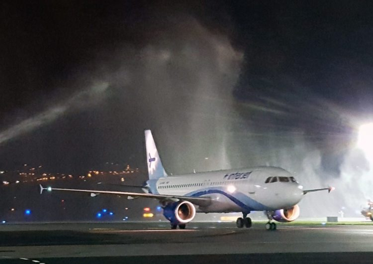 Interjet arrives to connect Quito to Mexico City