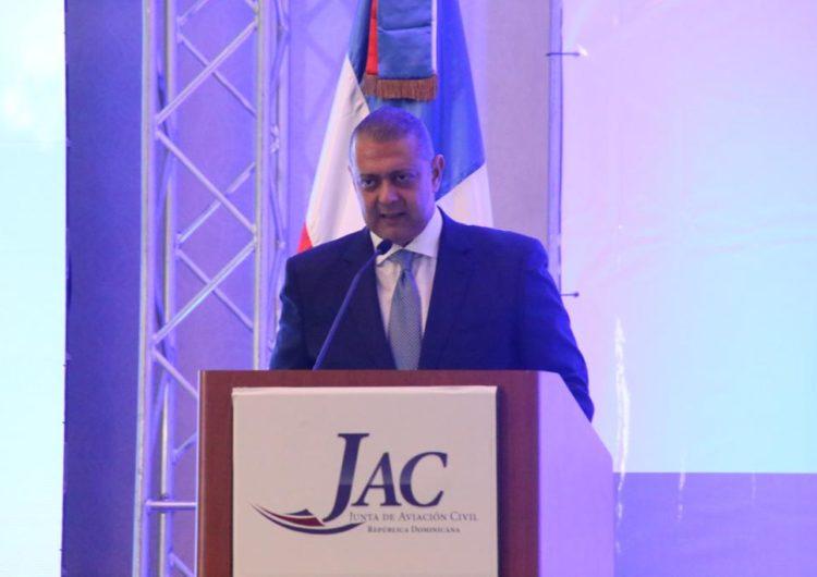 RD: Pdte. de la JAC destaca logros y avances en la aviación dominicana al presentar memorias de gestión