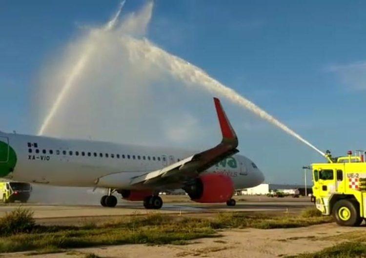 Viva Aerobus inició su nueva ruta La Paz – Monterrey