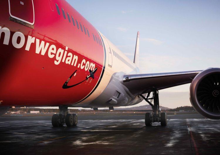 Norwegian abandona la ruta Madrid-Nueva York en marzo