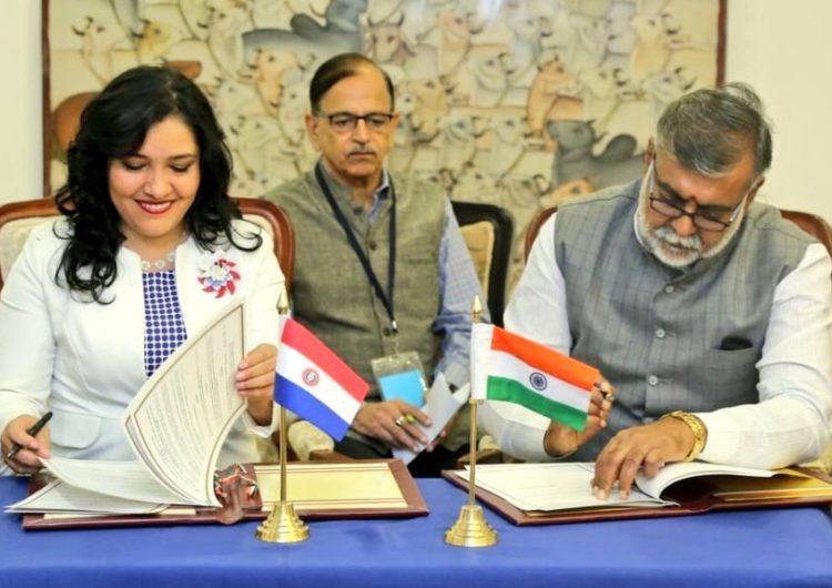 Empresarios de la India muestran interés en Paraguay