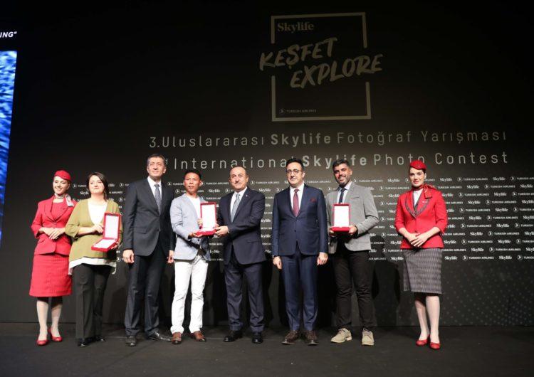 Turkish Airlines entregó los premios de su concurso de fotografía anual de la revista Skylife