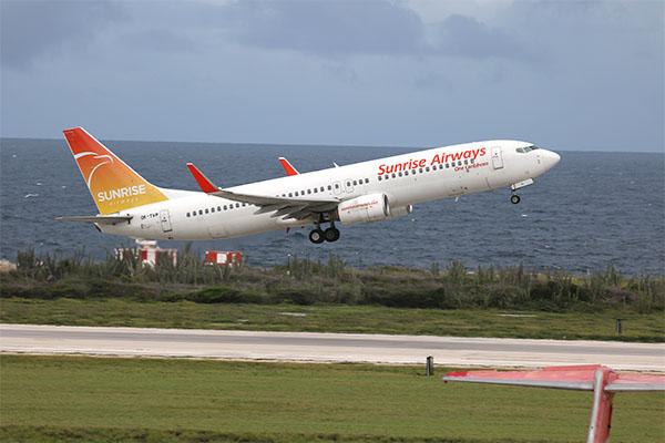 Aerolínea de Haití reinicia vuelos a capital de Cuba
