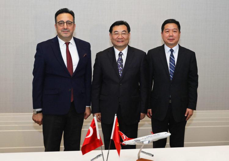 Turkish Airlines suma un nuevo destino en China