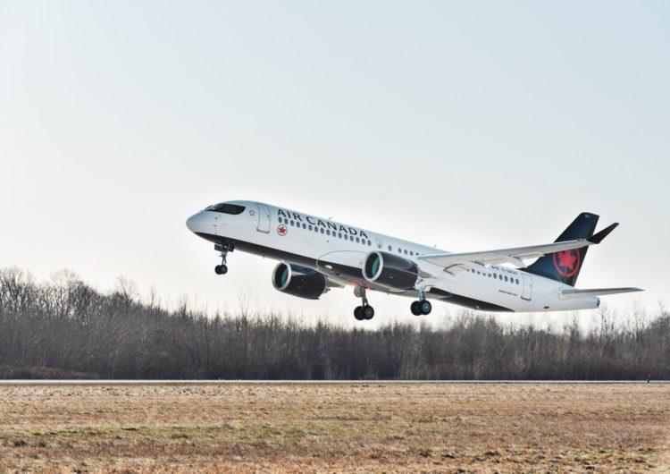 Air Canada potenciará la conectividad transcontinental con la incorporación del Airbus A220
