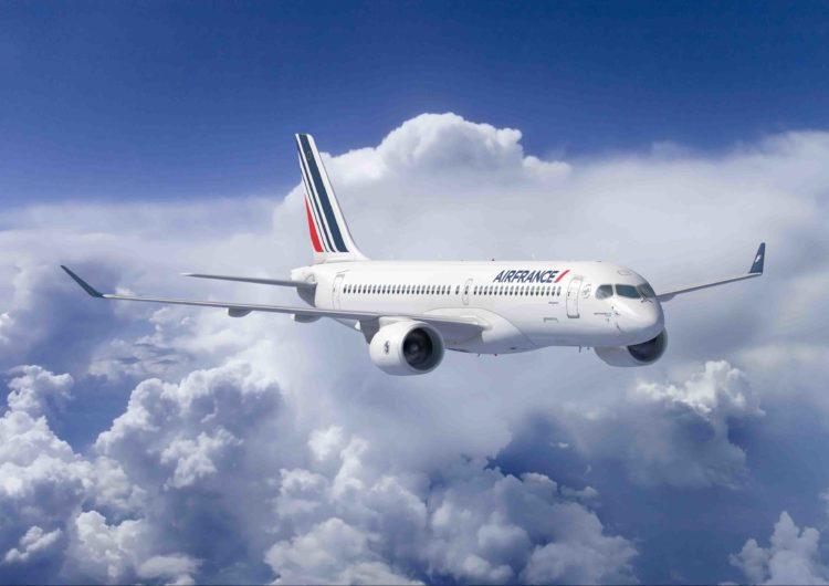 Air France-KLM confirma un pedido de 60 Airbus A220