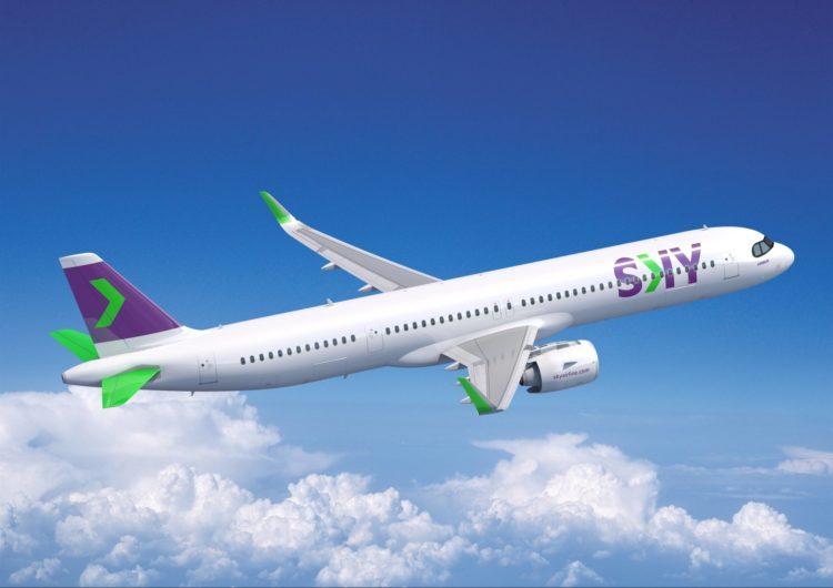 """SKY y los A321XLR: """"Se abren muchas oportunidades para la base de Santiago y también para la de Lima"""""""