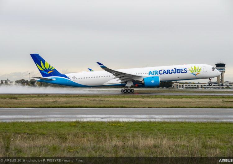 Air Caraïbes retomará los vuelos a Haití y República Dominicana a mediados de octubre
