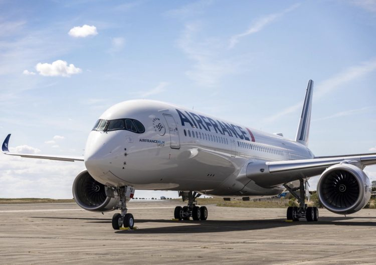 Air France vai operar apenas quatro voos semanais para Rio e São Paulo em abril