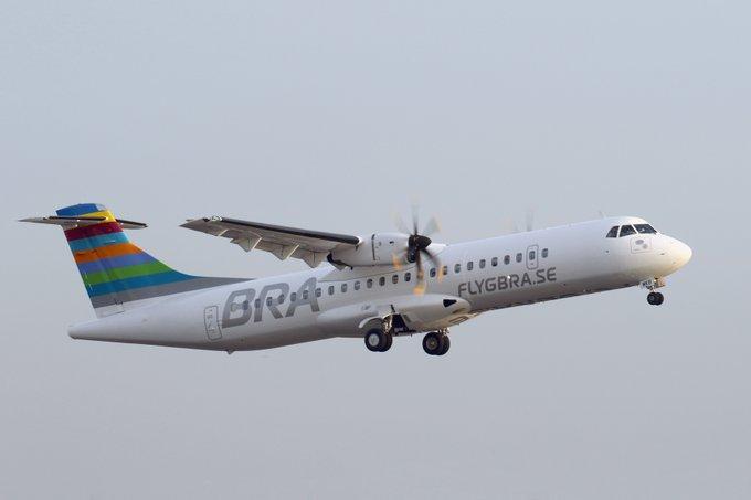 ATR facturó 1.600 millones de dólares en 2019