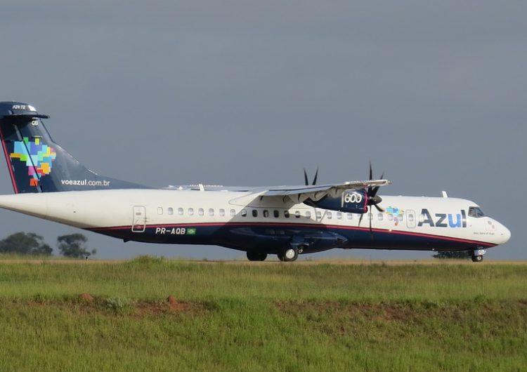 Azul retoma voos diários entre Uberaba e Belo Horizonte a partir de fevereiro