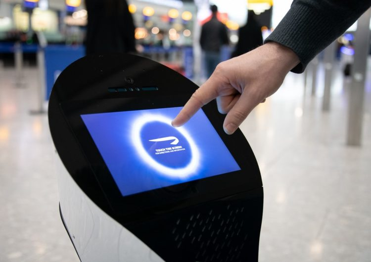 British Airways to trial robot helpers at Heathrow