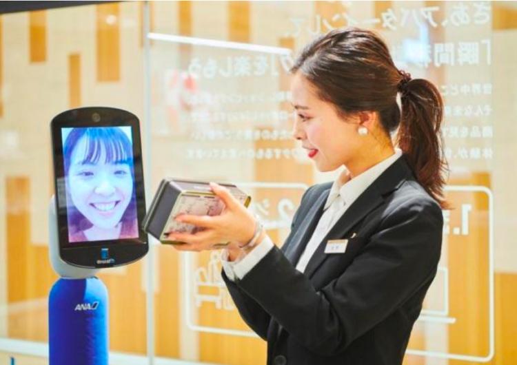 Inauguran primera tienda para avatares robóticos