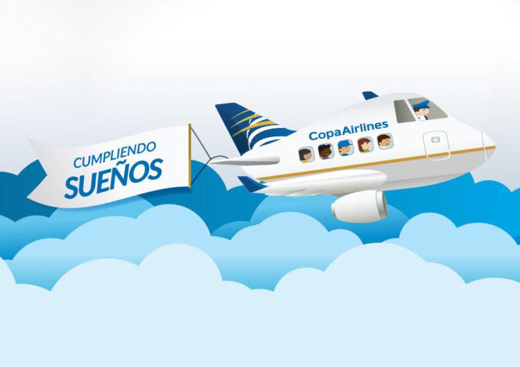 """Copa Airlines cumplió el sueño de 126 niños en un """"Viaje Inolvidable"""""""