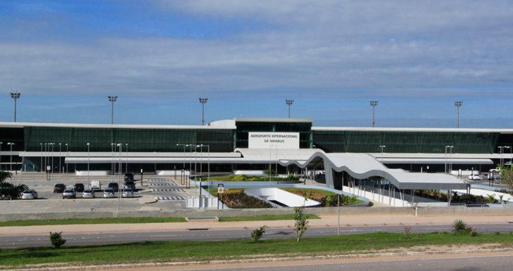Alta temporada movimenta 27% mais passageiros no Aeroporto de Manaus