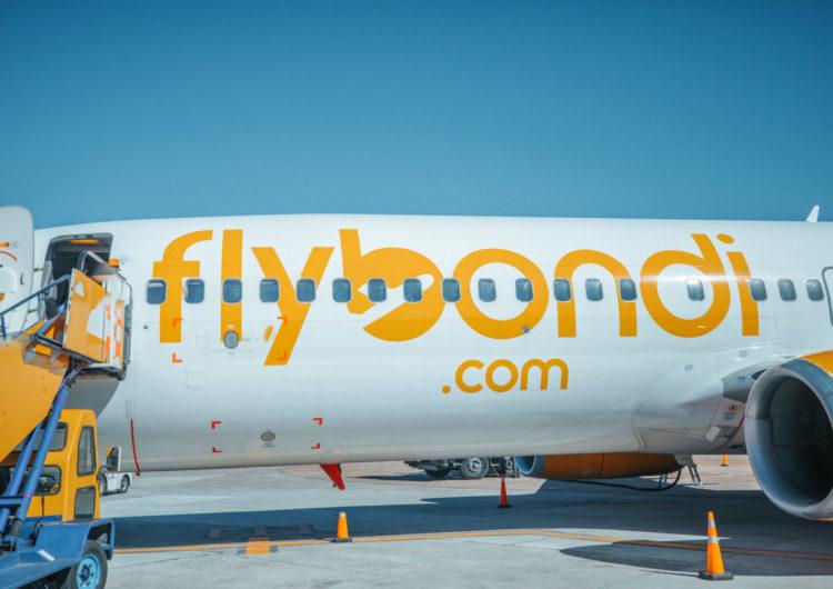 Flybondi suma una nueva conexión a Brasil