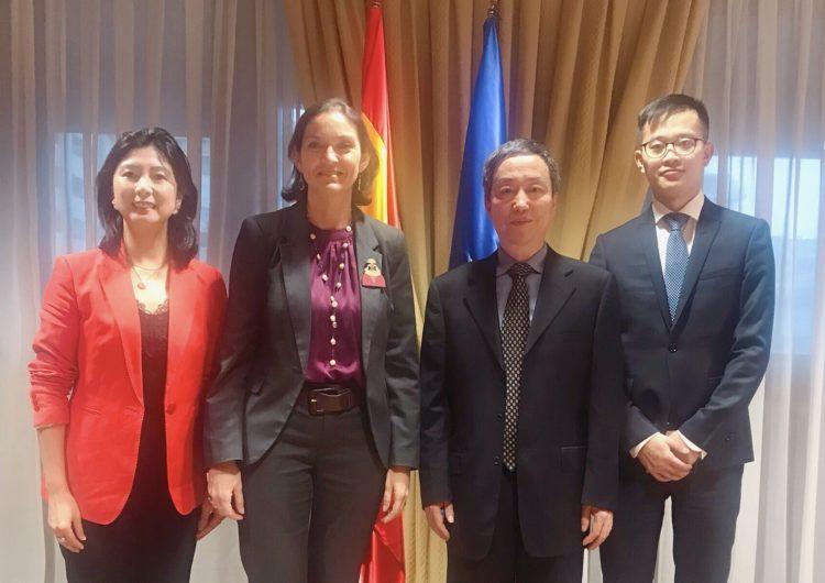 CTRIP firma una alianza con AENA para potenciar el tráfico aéreo entre China y España